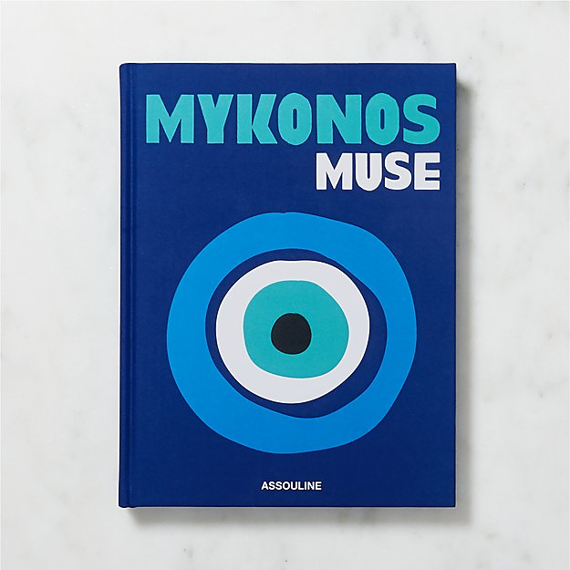 """Mykonos Muse"" Book - Image 1 of 5"