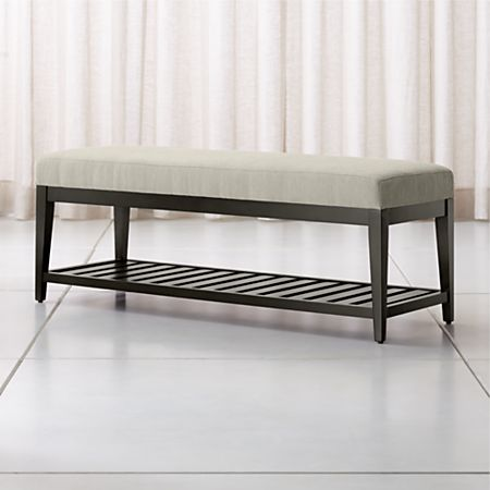 Awe Inspiring Nash Small Bench With Slats Pdpeps Interior Chair Design Pdpepsorg