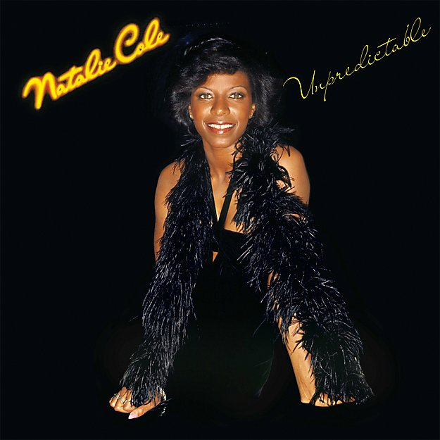 "Natalie Cole ""Unpredictable"""