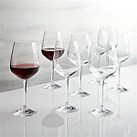 Nattie Red Wine Glasses, Set of 8