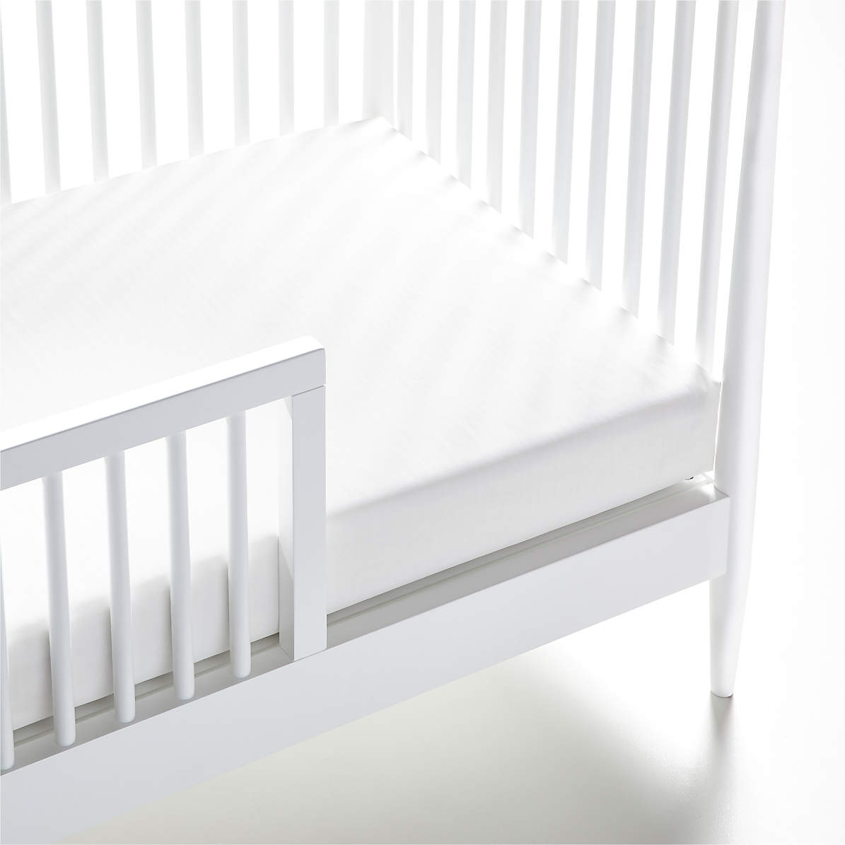 Classic 150 Organic Crib Mattress By Naturepedic Reviews Crate And Barrel