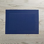 Navy Easy Care Placemat