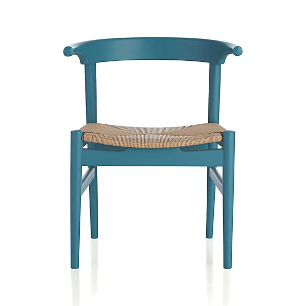 Neils Blue Dining Chair