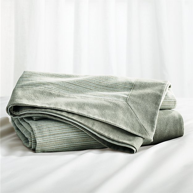 Neily Green King Blanket