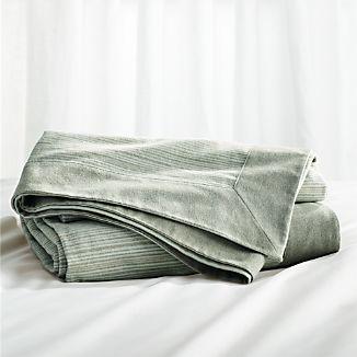 Neily Green Full/Queen Blanket