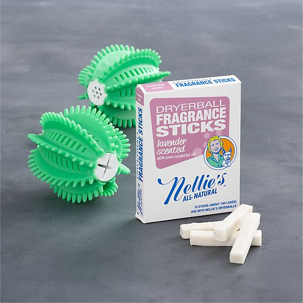Nellie's ™ All-Natural Dryerball and Fragrance Stick Set