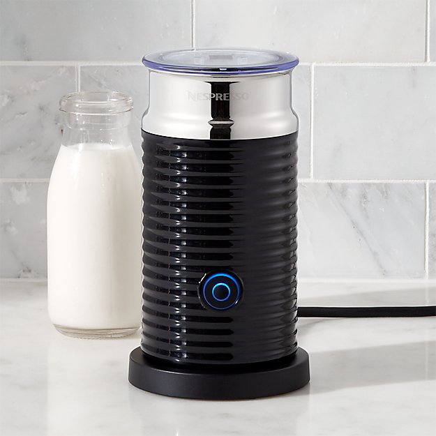how to clean nespresso delonghi milk frother