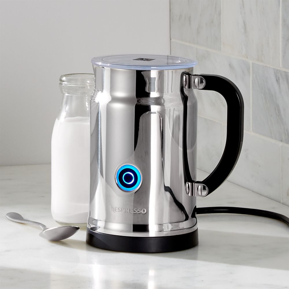 Nespresso ® Aeroccino Plus Frother - Crate and Barrel