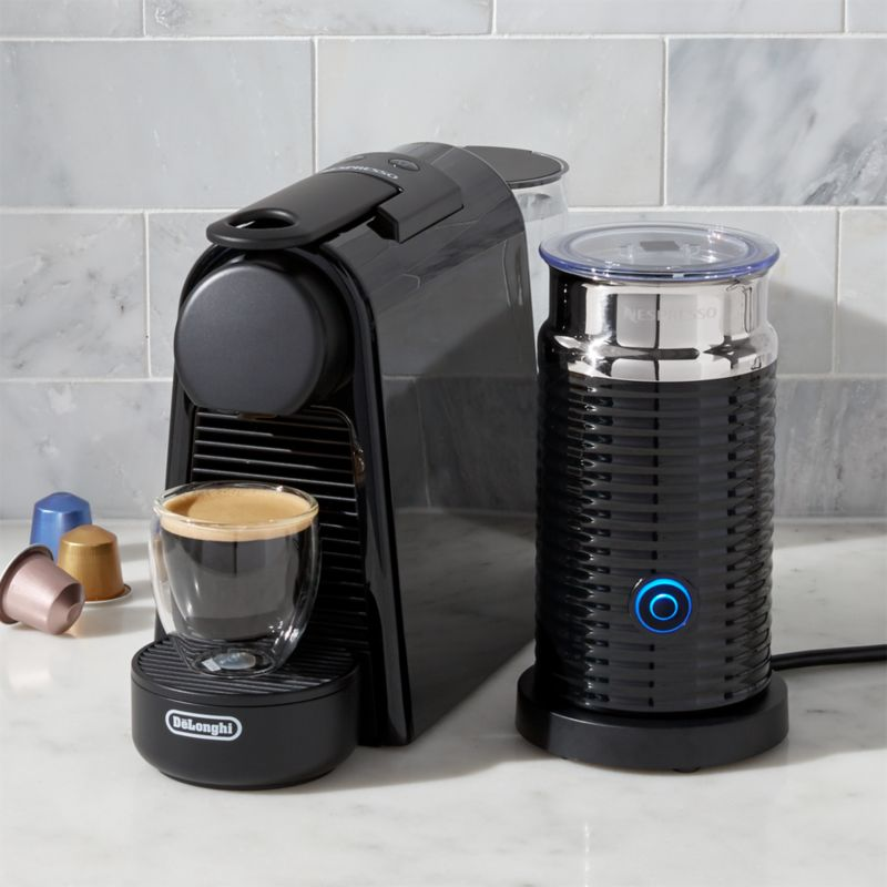 Nespresso By De Longhi Essenza Mini Black Espresso Maker