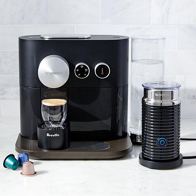 Nespresso ® by Breville Expert Espresso Maker Bundle