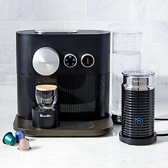 nespresso by breville expert espresso maker bundle