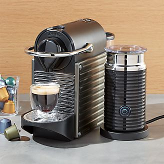 Nespresso ® by Breville Pixie Titan Bundle