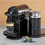 Nespresso ® by Delonghi Black Inissia Bundle
