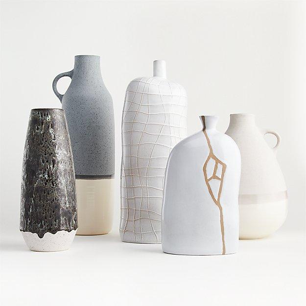 Neutral Color Vase Arrangement - Image 1 of 2