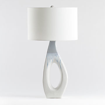 Table Lamps For Bedside And Desk Crate Barrel