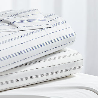 Neville Organic Patterned Sheet Sets