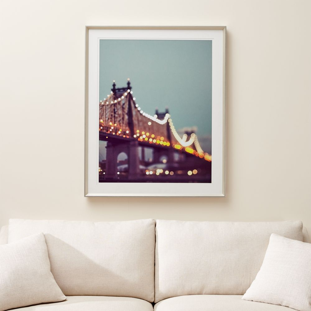 New York Explorer Print - Crate and Barrel