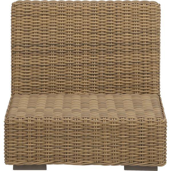 Newport Modular Armless Chair