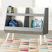 huge discount 021e3 b0a6d Kids Bookcases and Bookshelves   Crate and Barrel