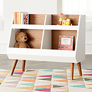 huge discount fa1b7 0364e Kids Bookcases and Bookshelves | Crate and Barrel