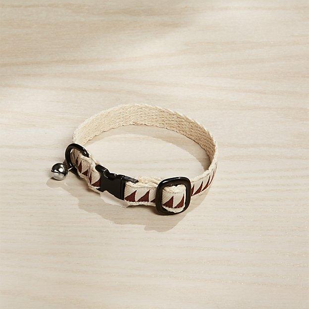 Nice Grill Caramel Brown Cat Collar - Image 1 of 4