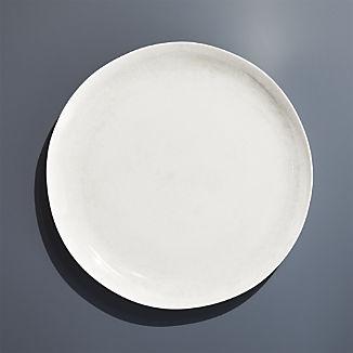 Nico Cream Melamine Dinner Plate