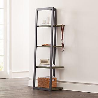 Nico Ladder Shelf/Coat Rack