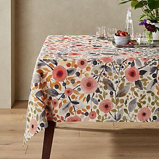 Nicoya Multi Floral Tablecloth
