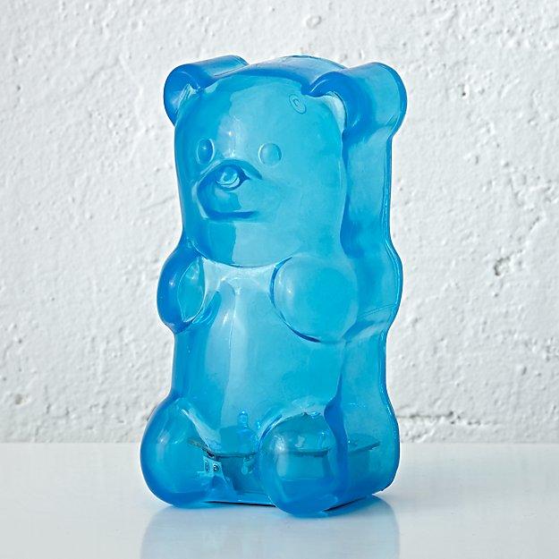 blue gummy bear night light reviews crate and barrel