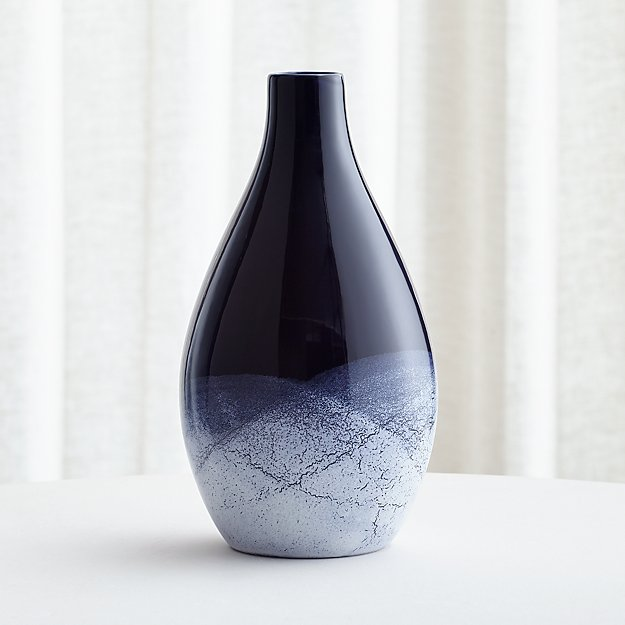 Nila Large Vase Reviews Crate And Barrel