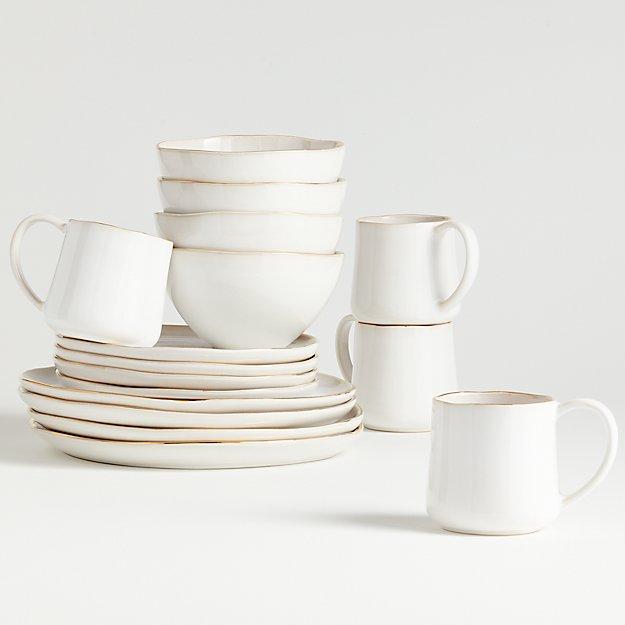 Nina 16-Piece Dinnerware Set - Image 1 of 4
