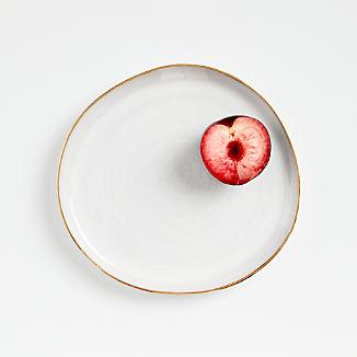 Nina Salad Plate