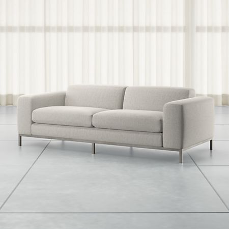 Big Verona Fabric Corner Sofa Light Grey Silver And Comfortable Seats With Super Thick High Density Foam Wrapped