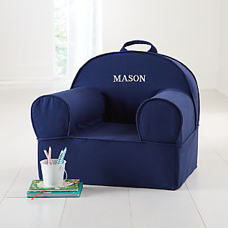 Personalized Kids Armchairs The Nod Chair Crate And Barrel