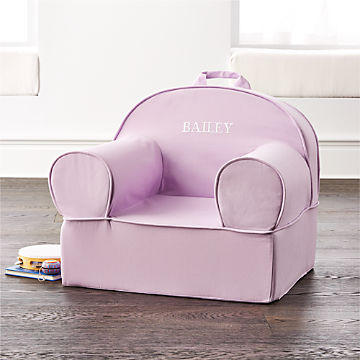 Astounding Personalized Kids Armchairs The Nod Chair Crate And Barrel Ocoug Best Dining Table And Chair Ideas Images Ocougorg