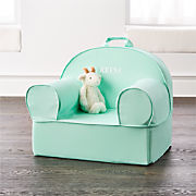 Phenomenal Personalized Kids Armchairs The Nod Chair Crate And Barrel Creativecarmelina Interior Chair Design Creativecarmelinacom