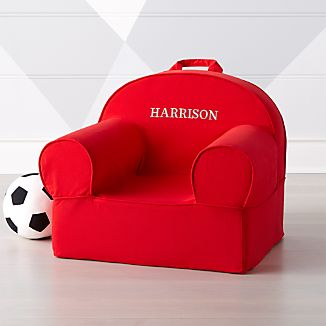 Merveilleux Large Red Nod Chair