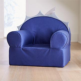 Large Shark Nod Chair