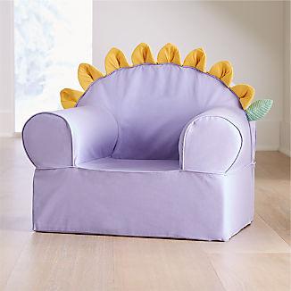 Large Sunflower Nod Chair