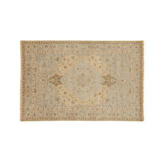 Nola Neutral Wool Rug 6'x9'
