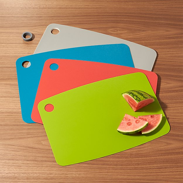 Non-Slip Cutting Boards, Set of 4