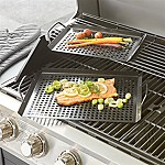 Non-Stick Grill Grids, Set of 2