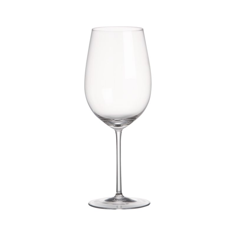 Beautiful craftsmanship and design add up to simple elegance in dining and entertaining. Thin stem and exquisite clarity make this beauty a pleasure to drink from and an asset to your table.<br /><br /><NEWTAG/><ul><li>Handmade</li><li>Hand washing recommended</li><li>Made in Czech Republic</li></ul>