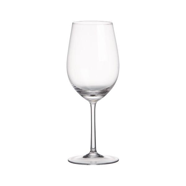 Nora 12 oz. White/Rose Wine Glass