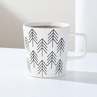 Nordic Tree Mug