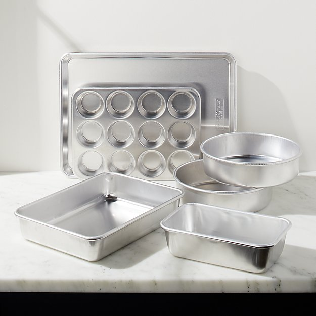 Nordic Ware ® Naturals ® 6-Pc. Bakeware Set - Image 1 of 2