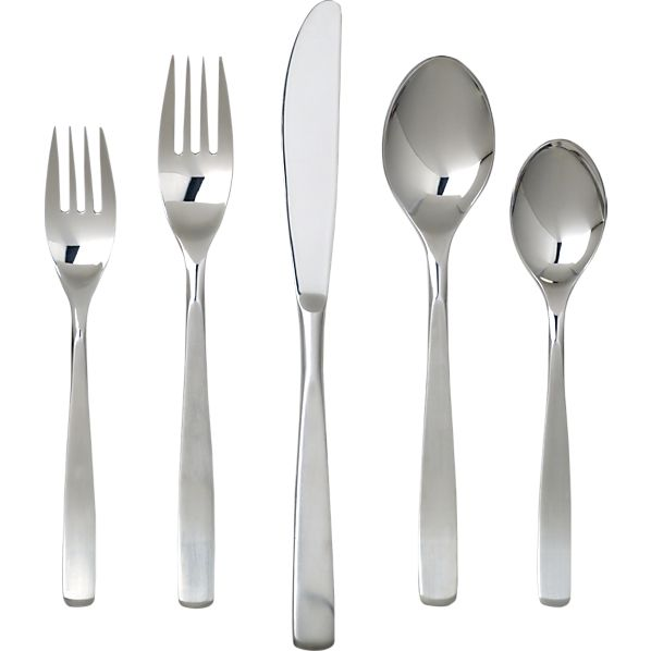 Nortica 20-Piece Flatware Set