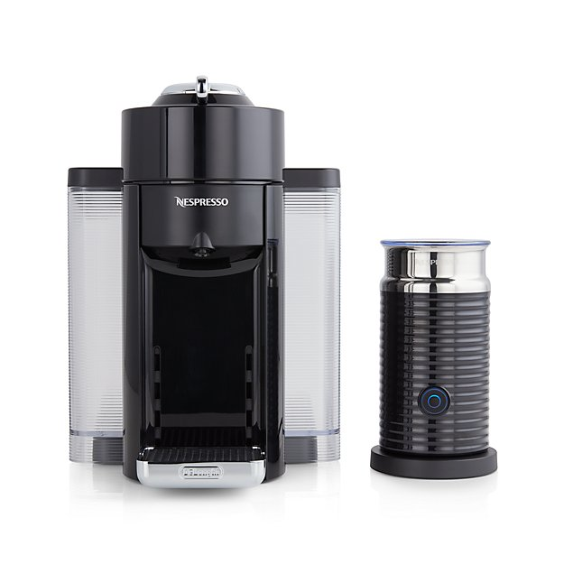 Nespresso ® by Delonghi VertuoLine Evoluo Deluxe Bundle