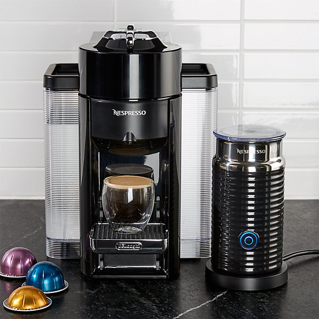 Nespresso By Delonghi Vertuoline Evoluo Deluxe Bundle