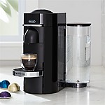 Nespresso ® by Delonghi Vertuo Deluxe Plus Black Coffee Maker